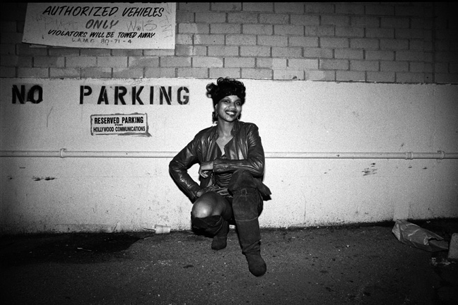 No Parking, LOWLIFE Series, Silver Gelatin Photograph, 11 x 14 inches, Edition 1/25, Printed in 2012, $600